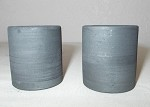 NAC-500 Graphite Mini Crucibles  1 pair